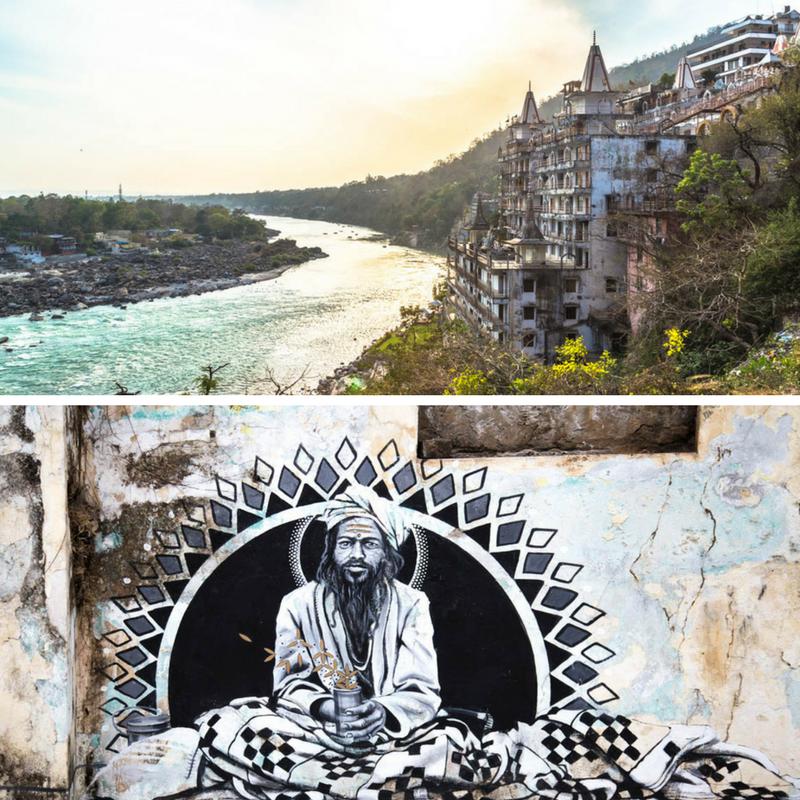 Yogareisen nach Indien