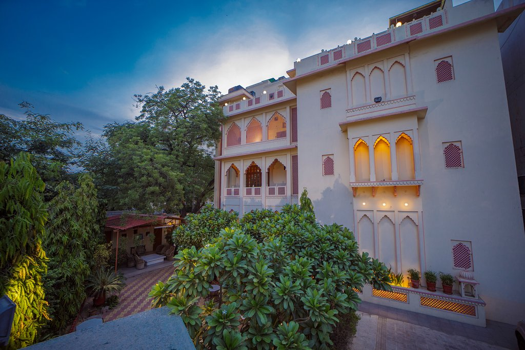 Gallery image of property, HR Palace hotel Jaipur