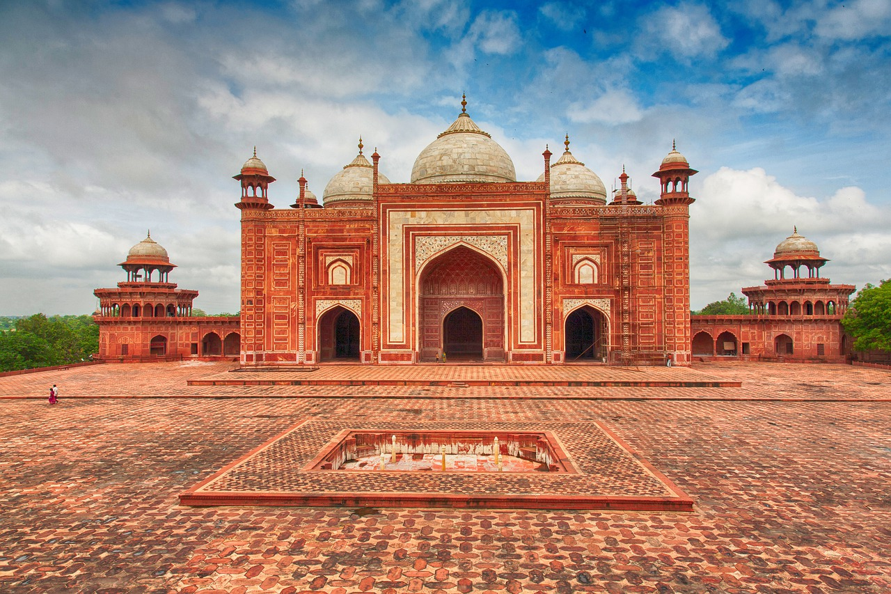Humayun Tomb, Places to visit in Delhi