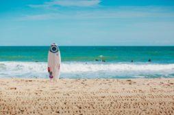 Surfen in varkala