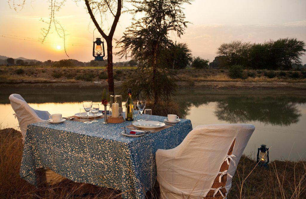unique hotels in Ranthambore