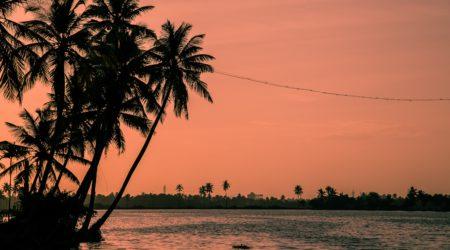 Kerala i Tamil Nadu