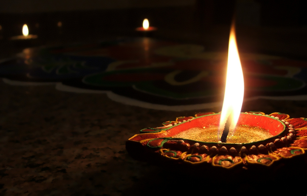 Wann findet Diwali statt