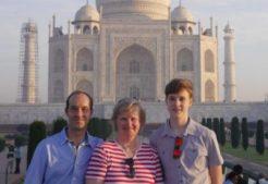 Tah Mahal_Reiseziele in Indien