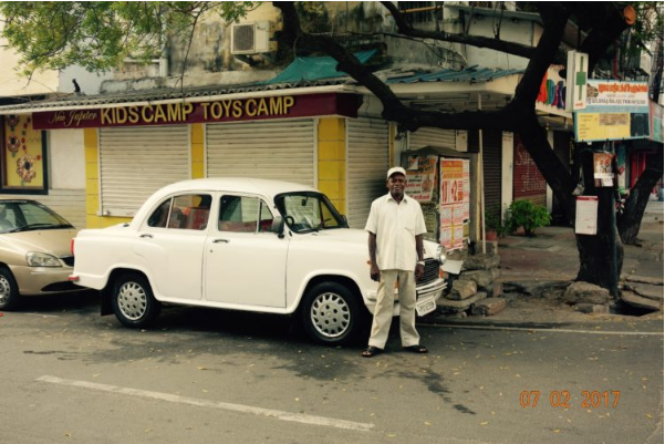 Travel by Car in India