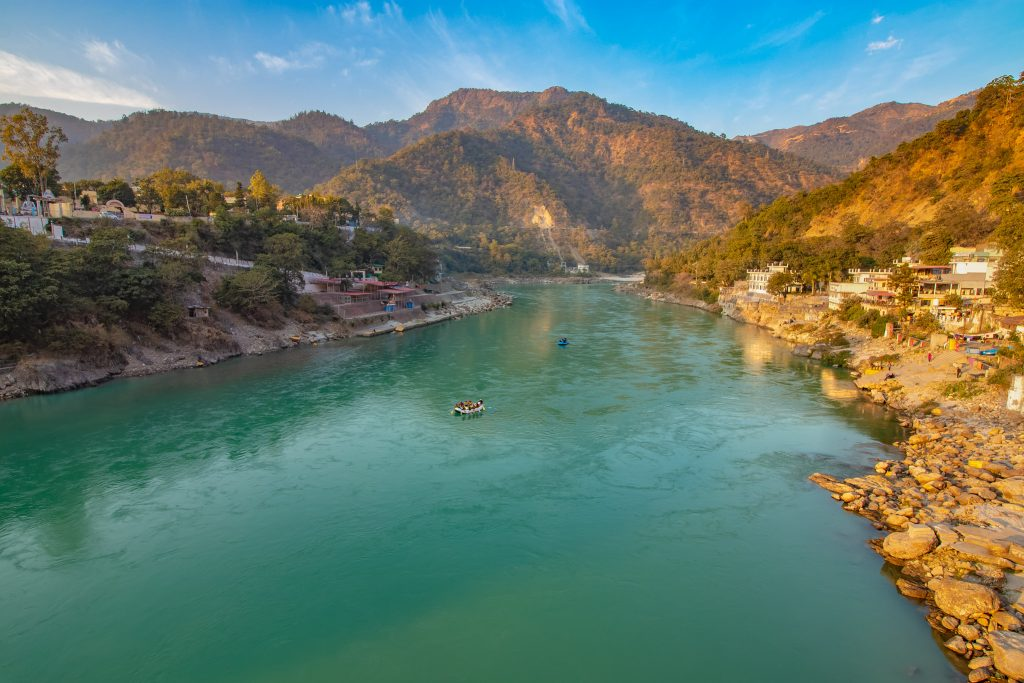 Rivers and Pilgrimages of India