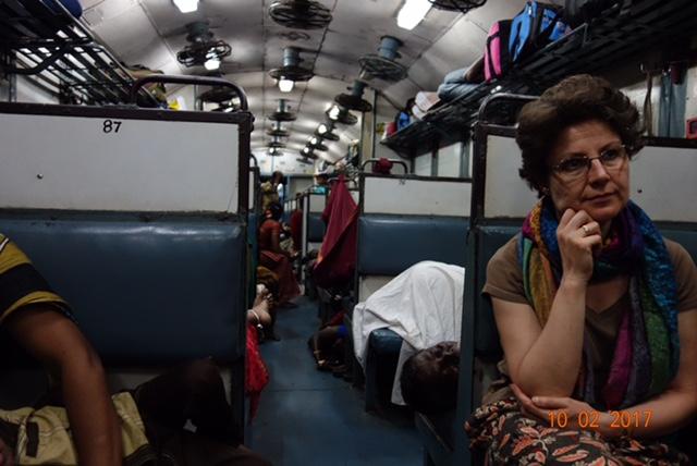 voyage en Inde en train