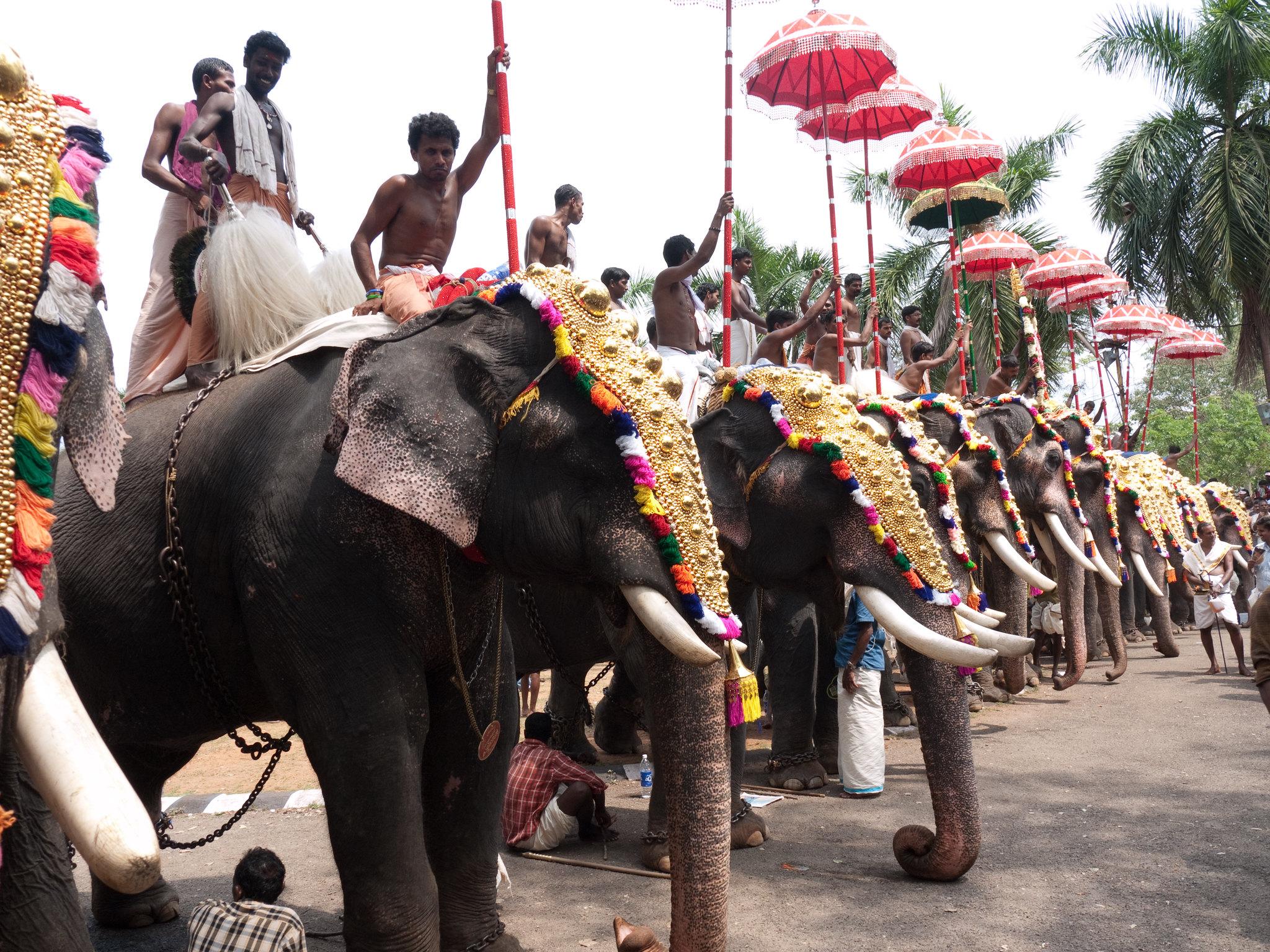 festivals in kerala, weather in Kerala