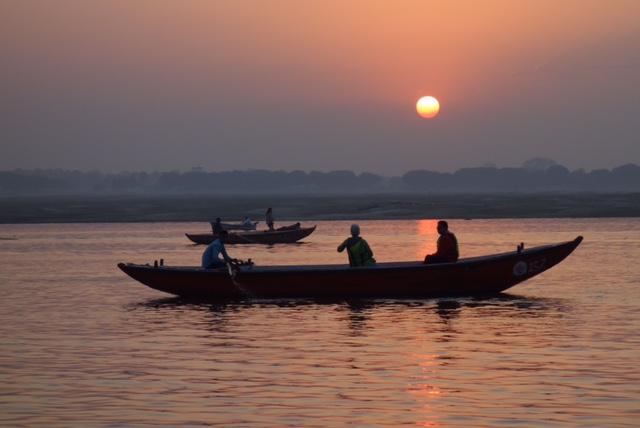 voyage en Inde en train - varanasi