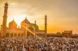 Eid celebrations in India - Festivals in India