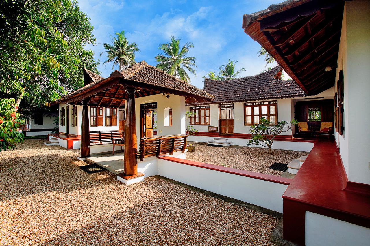 Heritage homestays