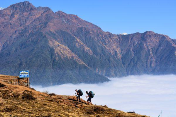 Himalayan adventures, Trekking in India