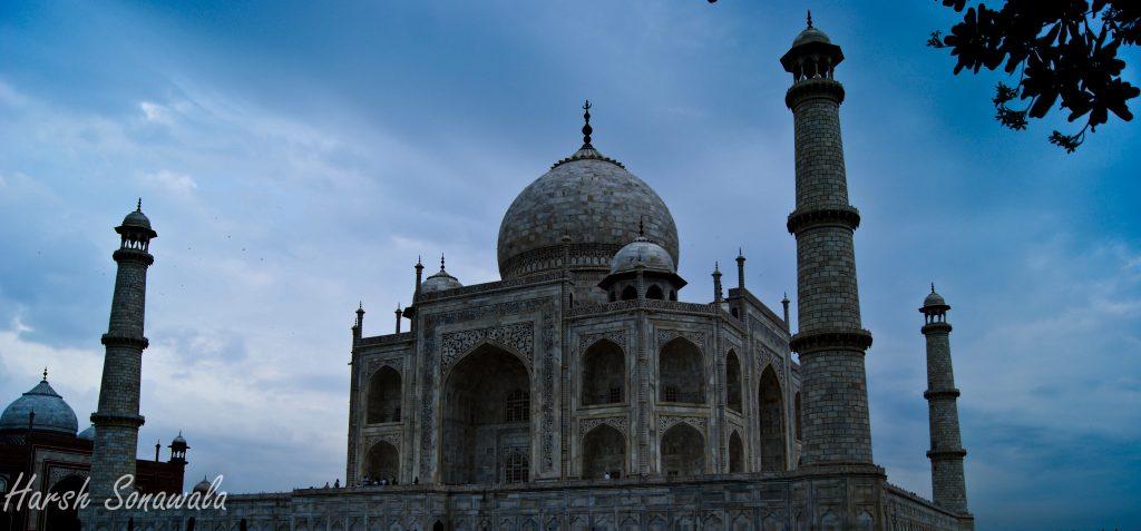 LES ROUTARDS EN INDE-VOYAGE EN INDE -Taj Mahal