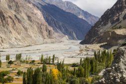 Turtuk, Ladakh Indien