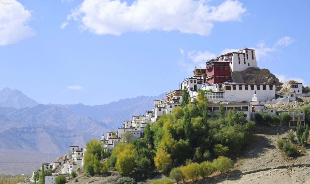routes for leh and ladakh