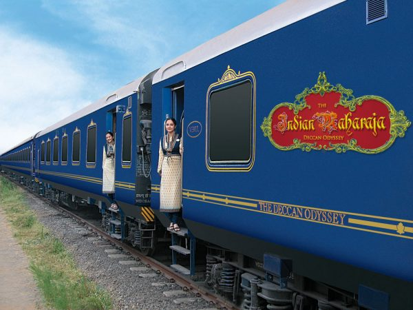 The Deccan Odyssey, Luxury trips in India