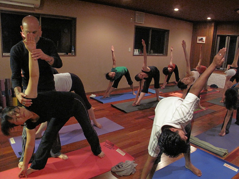 Yoga classes in India, Yoga trips in India