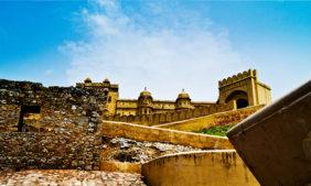 amer fort indien, rajasthan, jaipur