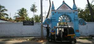 Kochi in Südindien