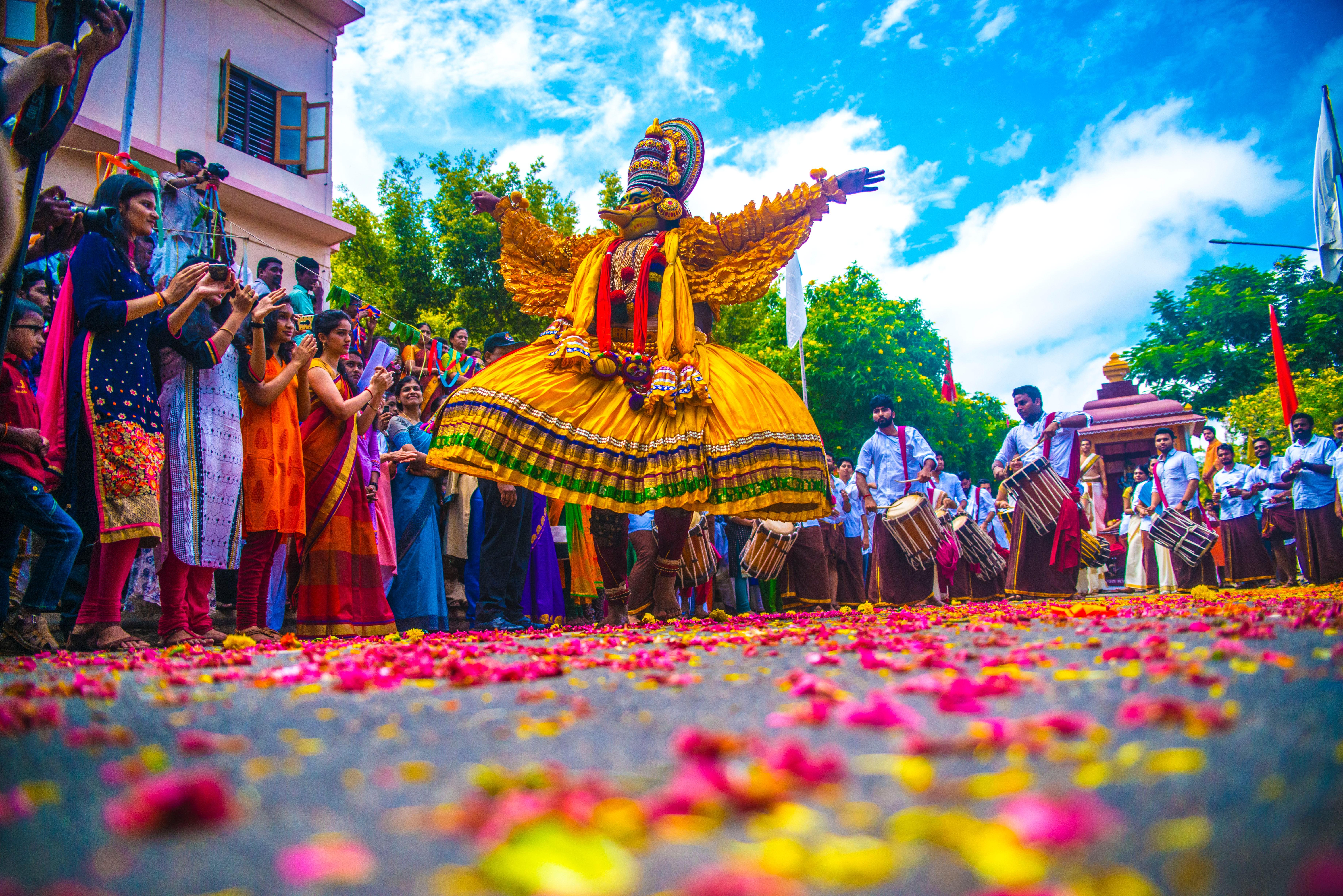 Rich culture of kerala