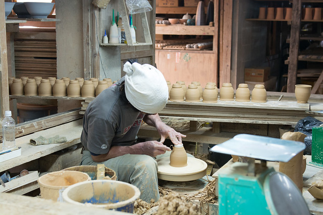 Pottery claaaes in India, Activities in India