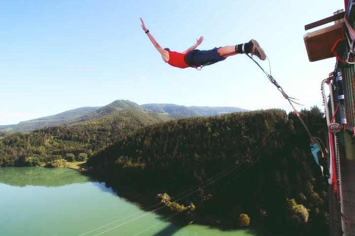 Bungee Jumping Rishikesh, adrenaline rush