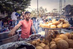 indisches Streetfood