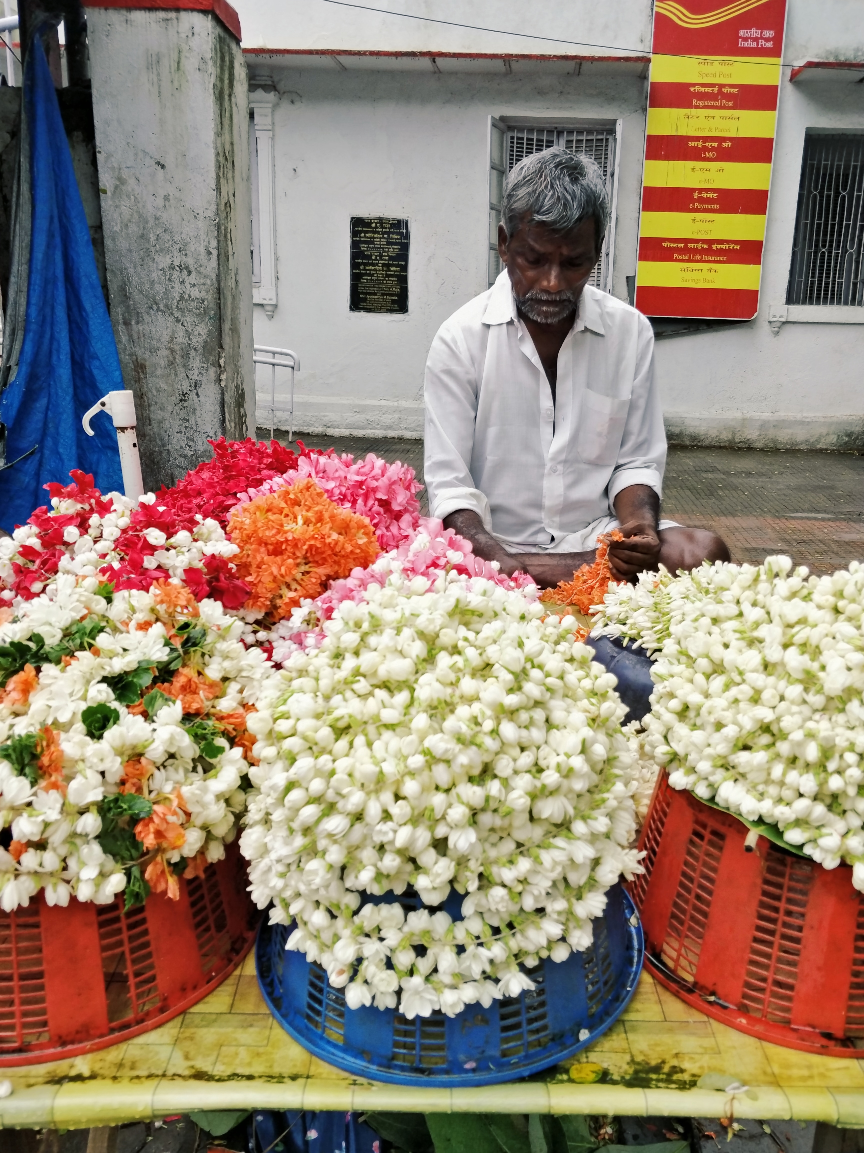 flower market Mumbai, Mumbai sehenswürdigkeiten