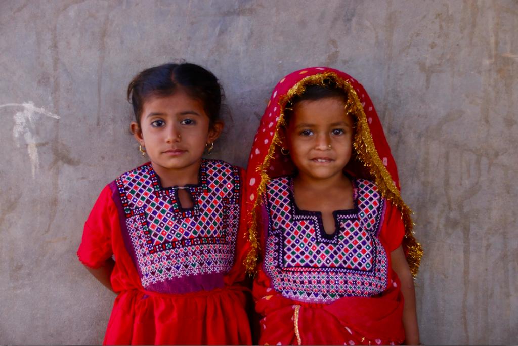 Gujarat Indien, Kutch