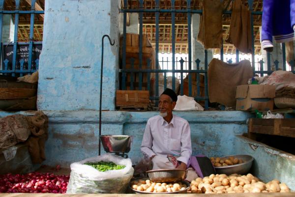 Gujarat Indien, Mandvi