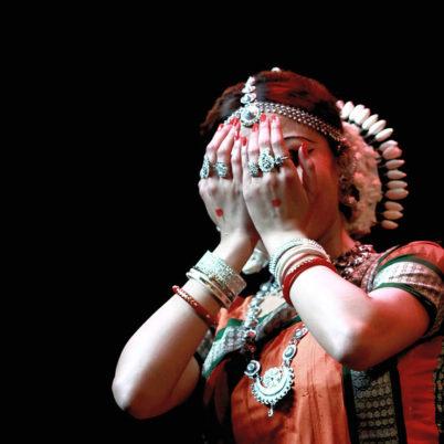 Traditional dance form of Orissa - Odissi