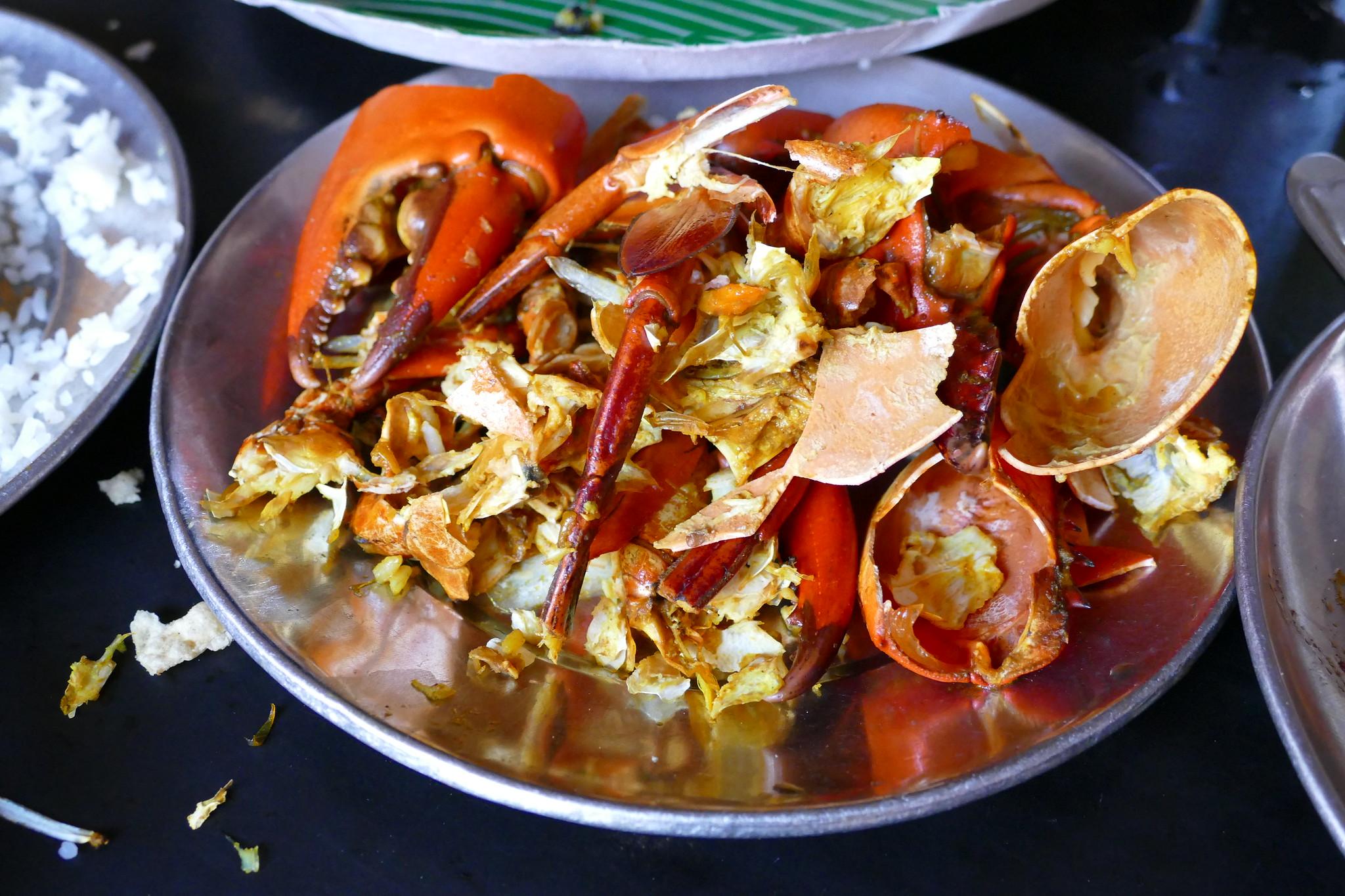 Local odia cuisine - Food in Orissa