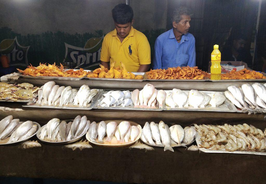 travel to orissa food