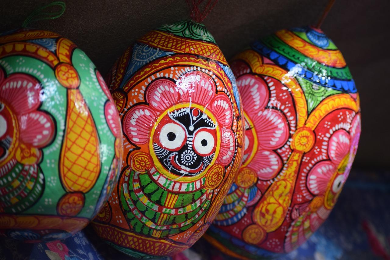 Odisha art culture