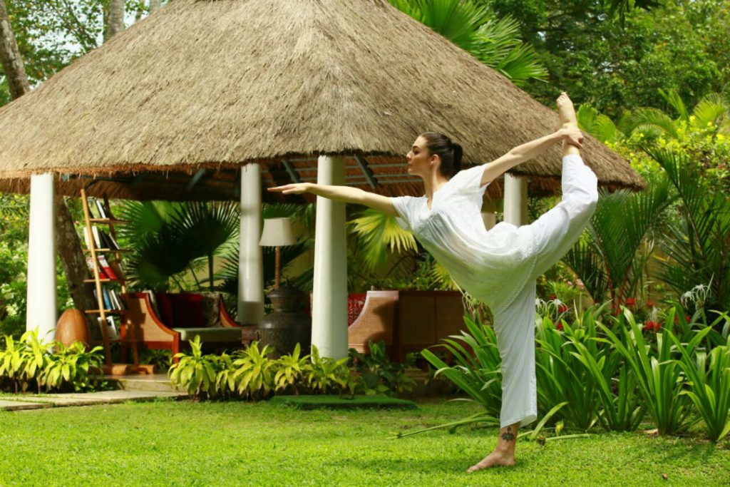 Wellness and Yoga in India