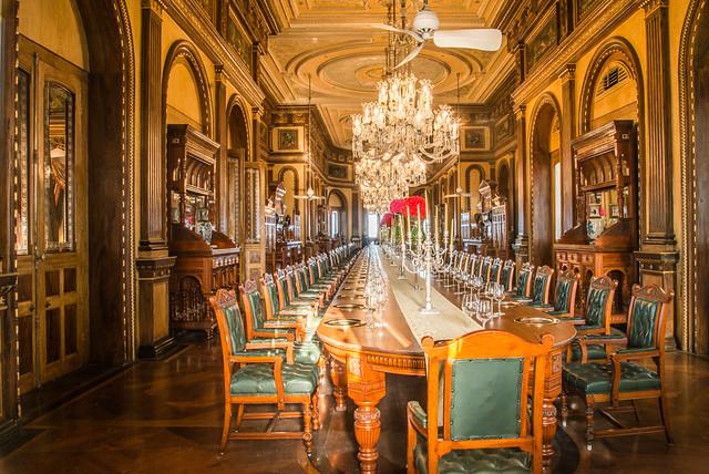 Falaknuma Palace hotel, luxurious hotels in India