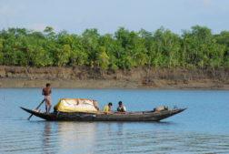 Sundarbans in West Bengal, India