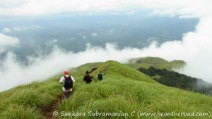 Trekking in Indien, wandern im süden