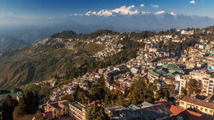 Visiting Darjeeling in India