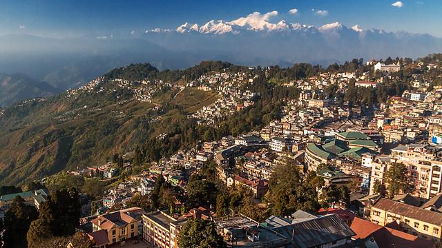 Visiting Darjeeling in India
