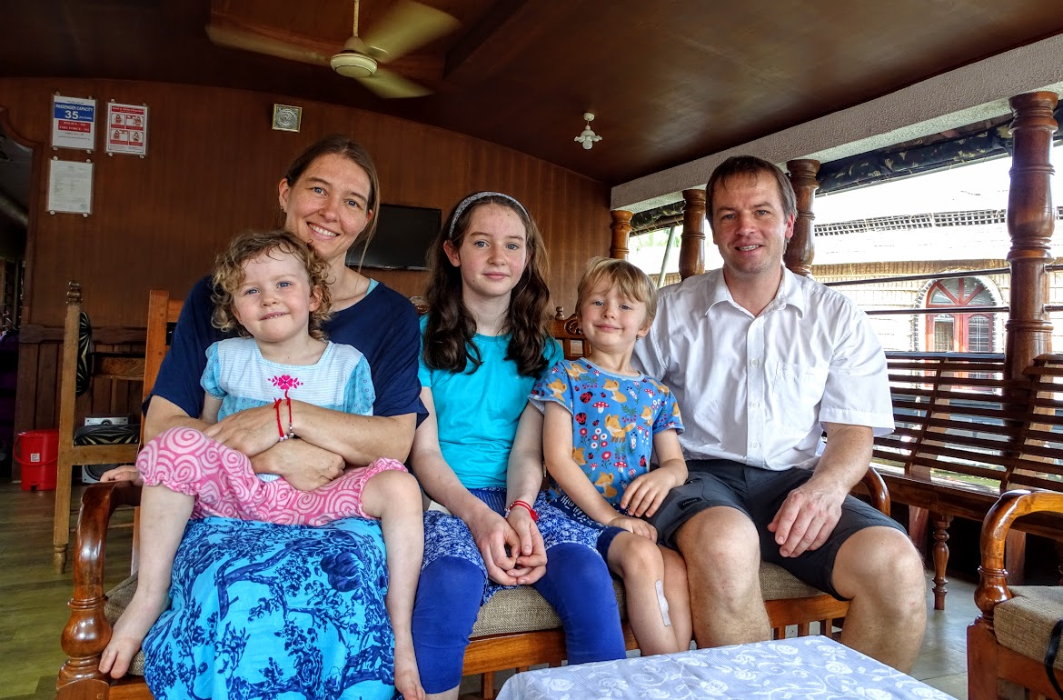 Family vacations in India