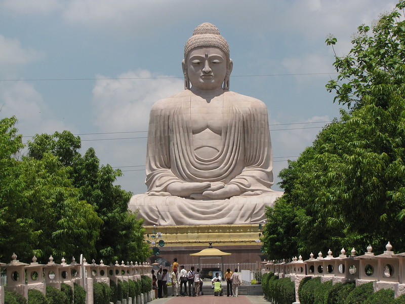 Remarkable monuments, Giant Buddha statue