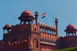delhi, rotes fort