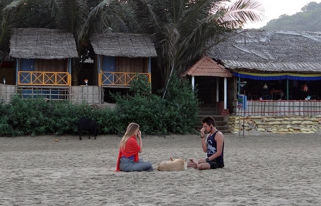 Yoa retreat centers in Goa