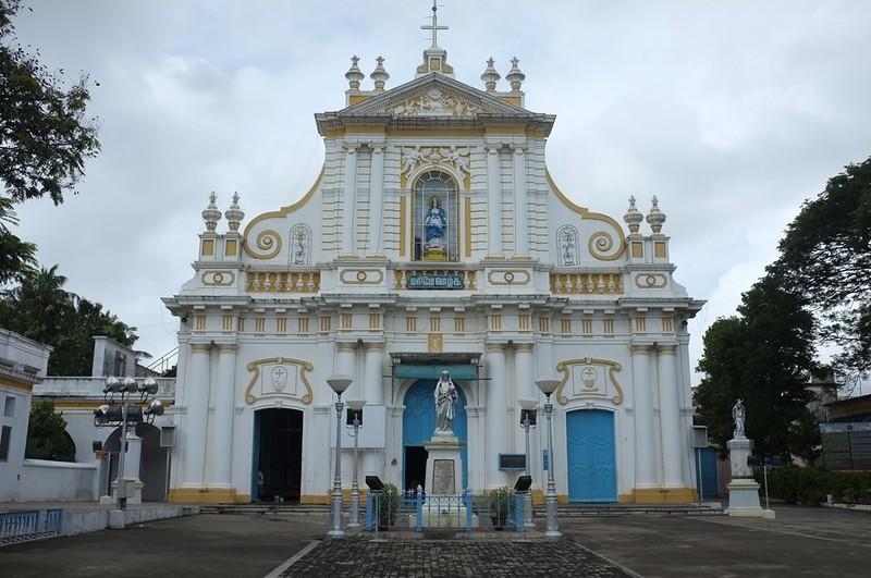 Beautiful churches of India
