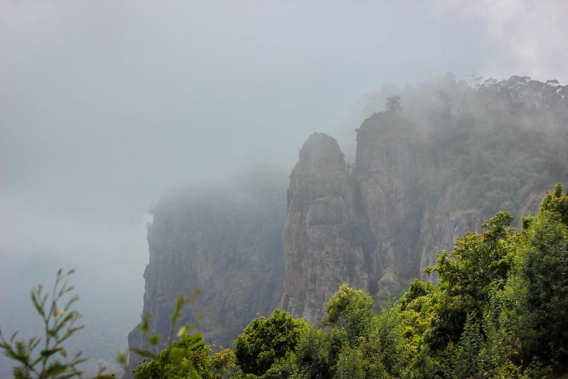 dissapearing hills, Overnight treks in India