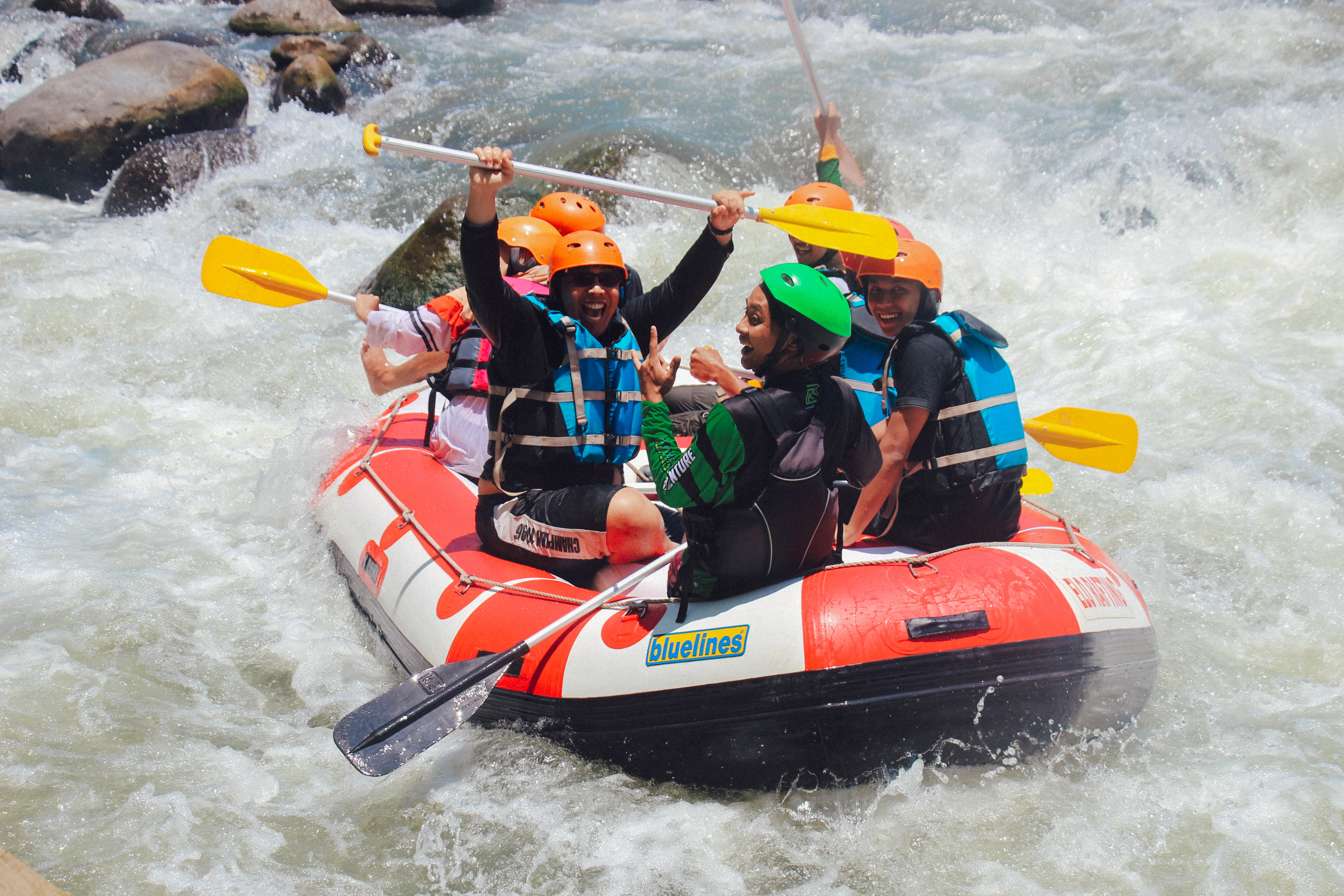 White water rafting in India, Adventure sports in India