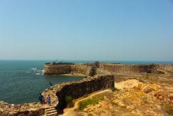 Küstenfestung, indische geschichte, shivaji