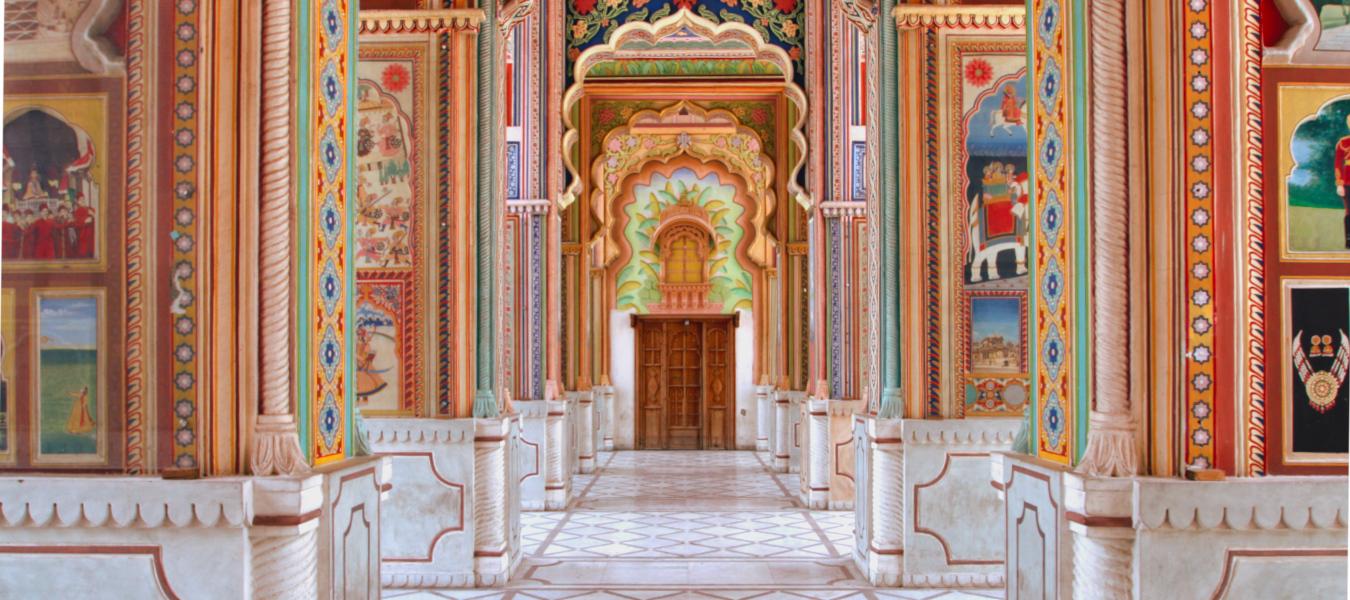 Patrika Gate, Jaipur. India