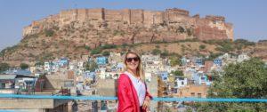 Indien Reise als Frau